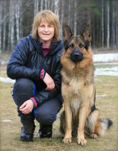 Vicki Odheim Gustafsson & Skegårdens Nogger BH, MH